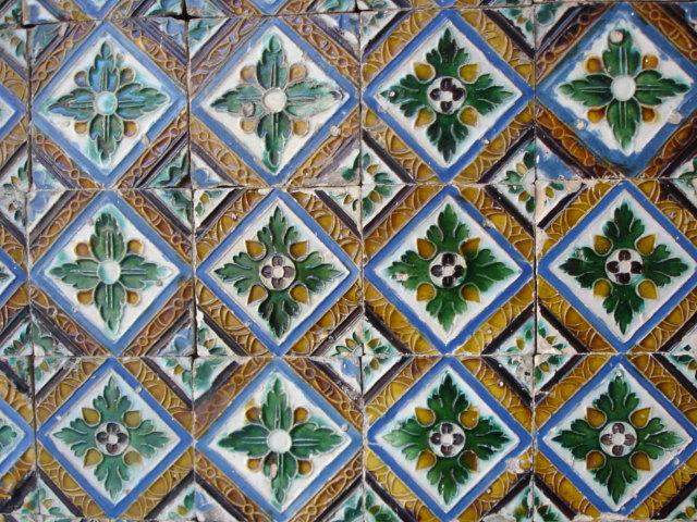Casa de pilatos sevilla el bosque silencioso for Azulejos antiguos sevilla