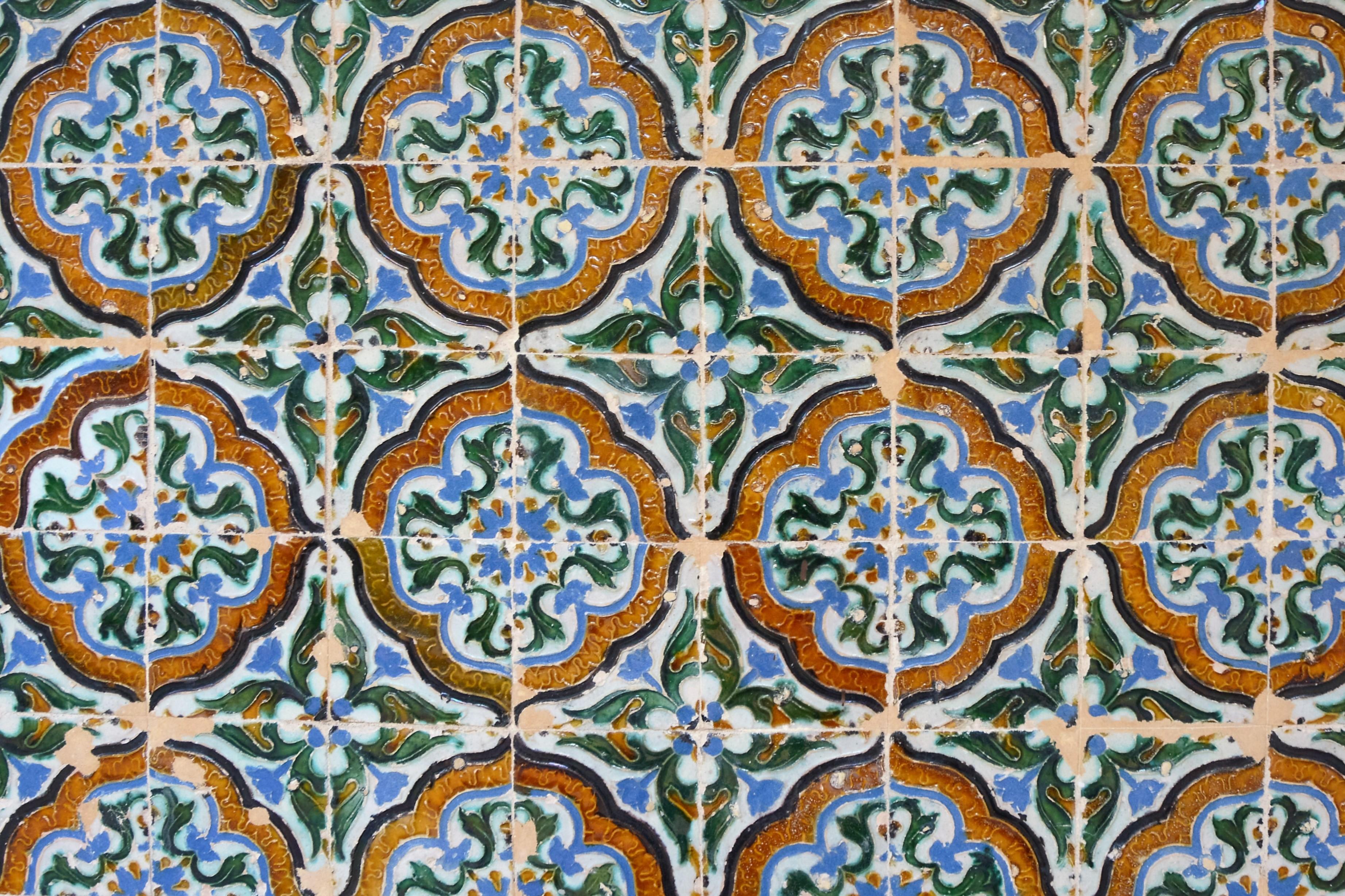Azulejos antiguos el bosque silencioso p gina 2 for Azulejos antiguos sevilla